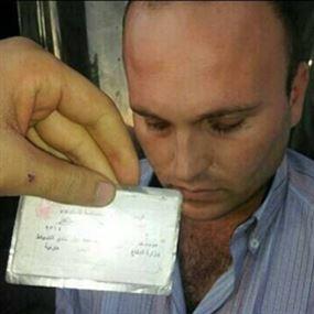 بالصورة.. عسكري اسير من بشري في طرابلس