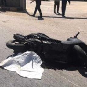 فاجعة في طرابلس..كان على دراجته فقتل!