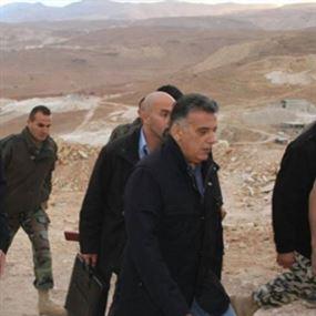 اللواء ابراهيم: مستعدون للتفاوض مع
