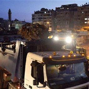 بالتفاصيل.. خطة طوارئ لنفايات بيروت