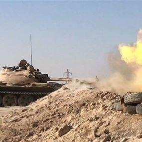 """الجيش السوري يطارد """"داعش"""" بين الميادين والبوكمال"""