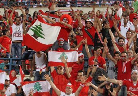 المنتخب اللبناني لكرة القدم متقدم بهدفين على هونغ كونغ