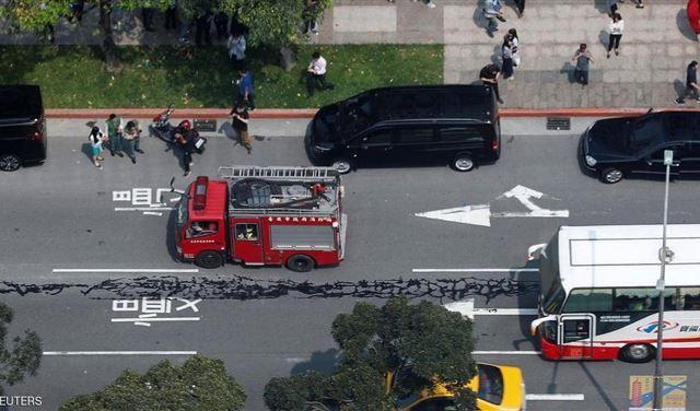 زلزال يضرب تايوان ويهز مباني العاصمة