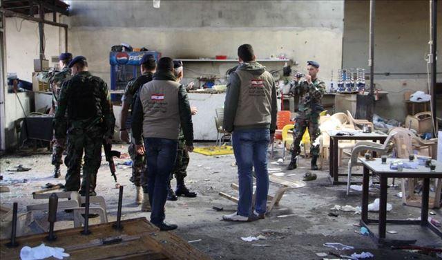 ما جديد التحقيق مع المتهمين بتفجير جبل محسن؟