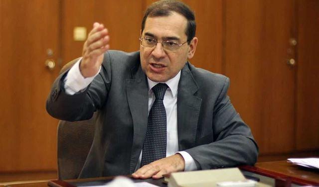 وزير الطاقة المصري يتحدث عن تصدير الغاز للبنان