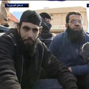 بالفيديو والصور.. العسكريون المخطوفون الى الحرية