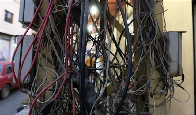 """""""سرقةٌ"""" تقطع الكهرباء في عكار!"""