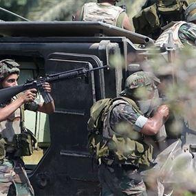 تعرّض دورية استخبارات الجيش لاعتداء اسرائيلي