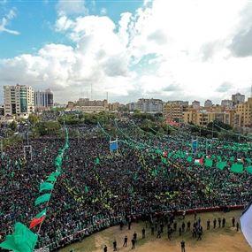 حماس: تصريحات عباس خروج عن اتفاق المصالحة