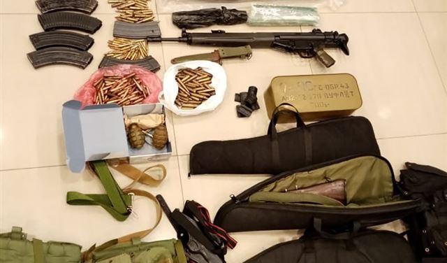 مداهمة للجيش في تعلبايا.. (صور)