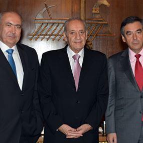 مخزومي يُجند علاقاته الدولية خدمةً للبنان