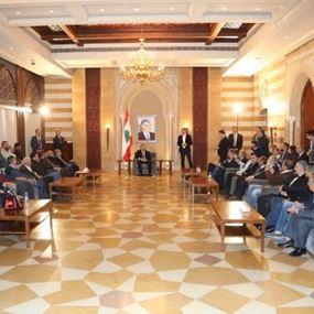 الحريري:نعيش في منطقة مشتعلة وهناك تدخلات كثيرة