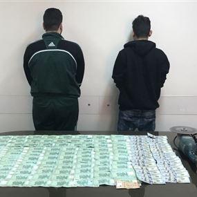 مروّج مخدرات لطلاب الجامعات في قبضة القوى الأمنية!