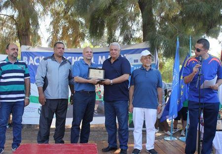 الأونروا تحتفل بماراتون العودة إلى المدارس في طرابلس
