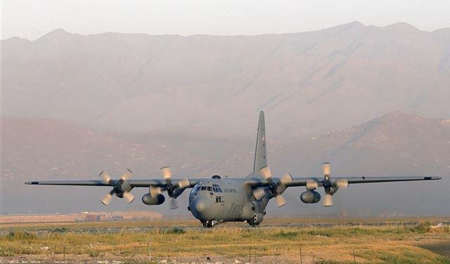 طالبان تتبنى إسقاط طائرة تحمل جنودًا أميركيين في أفغانستان