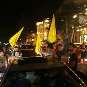 بالصورة.. مسيرات  في بعلبك تنويهًا بانجازات حزب الله
