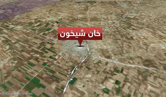 الجيش السوري يدخل خان شيخون... ومعارك محتدمة