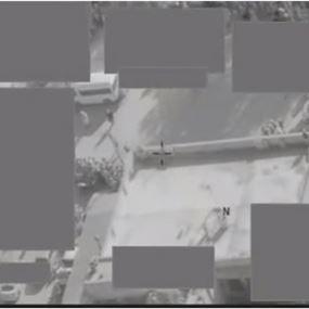 """بالفيديو.. لحظة منع عملية إعدام لـ""""داعش"""" في ديرالزور"""