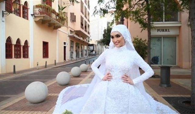 """عروس بيروت تكشف """"ما حدث بعد الإنفجار"""""""