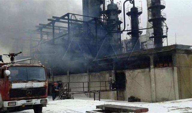 السلطات السورية تكشف ما حصل في مصفاة النفط!