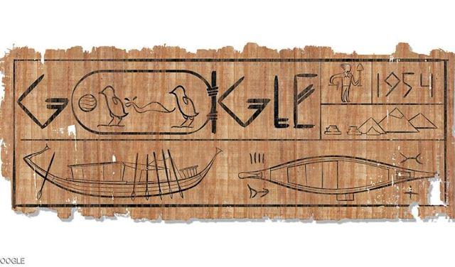 """غوغل يحتفي بسفينة خوفو مركب """"روح الآلهة"""""""
