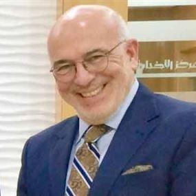 كريستيان أوسي في بيروت الاولى