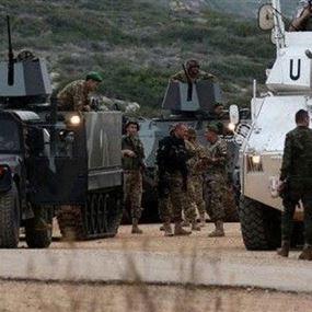 """""""استنفار"""" للجيش واليونيفل على الحدود"""