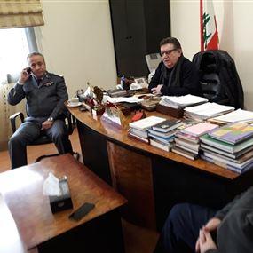 قرارات تنظيمية في النبطية تشمل العمالة السورية