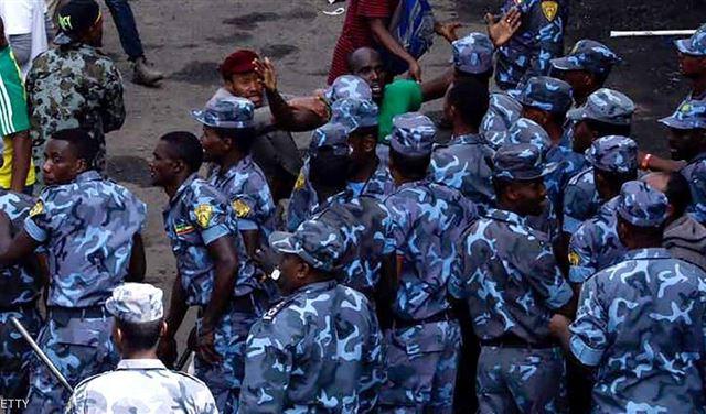 إحتجاجات عنيفة في إثيوبيا