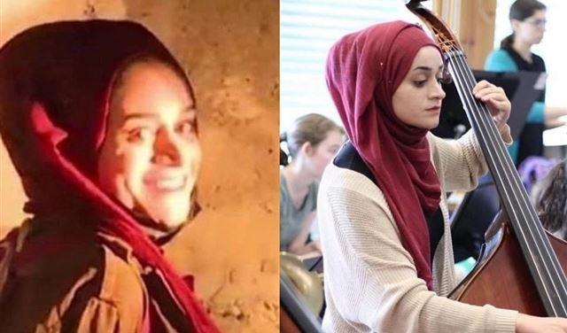 صورة شابة فلسطينية تشعل مواقع التواصل!