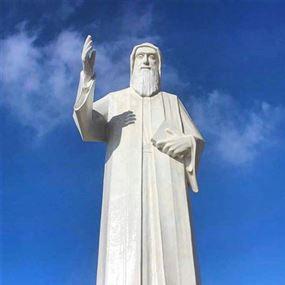 صدور قرار قضائي في قضية تمثال مار شربل