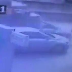 بالفيديو.. لحظة وقوع حادث نهر الموت