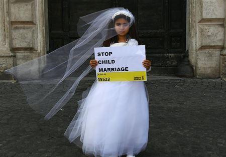 انتشار زواج القاصرات.. في بلد لن تتوقعه