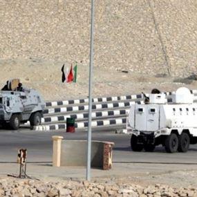 """الجيش المصري يتصدى لهجوم من """"ولاية سيناء"""" على مقر كتيبة عسكرية"""