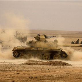 """العراق يعلن بدء معركة تحرير """"الحويجة"""" من """"داعش"""""""