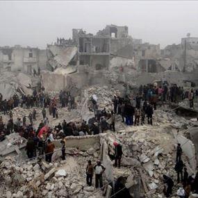 حلب لن تلتقط أنفاسها قريبا