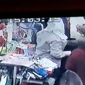 أربع نساء سوريات يسرقن محلا في البترون