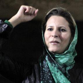"""كيف استفادت عائشة القذافي """"من تغير الأوضاع"""" بليبيا؟"""