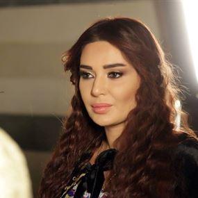 بالفيديو-سيرين عبد النور تقدم مشهداً بإحترافية عالية..وتُبدع!