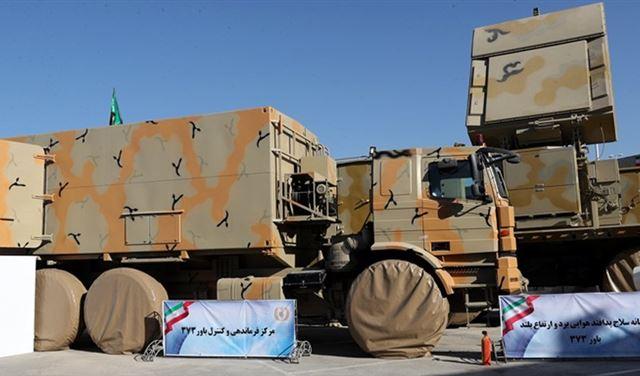 بالصور: ايران تكشف عن منظومة الدفاع الجوي باور 373