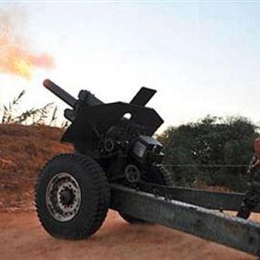 إطلاق طلقات مدفعية خلبية خلال عيد الأضحى المبارك