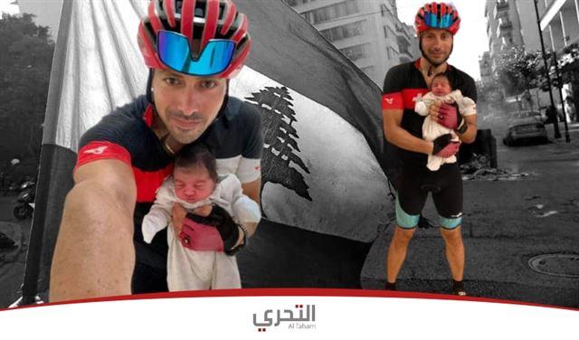 سيُخبرك والدك أن طبيبك جاء على متن دراجته لولادتك... فقط في لبنان