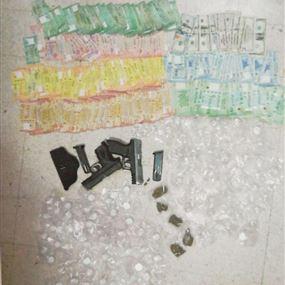 بالصورة: اسقاط مروجي المخدرات في جبل لبنان مستمر... هذا جديده