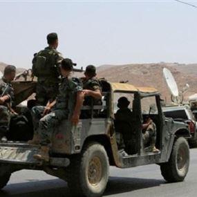 مواطن سوري يتجسس على مواقع عسكرية لبنانية
