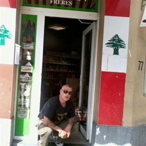 بالصور.. لبناني يحرق نفسه في بلجيكا
