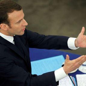 ماكرون: على فرنسا وأميركا وحلفائنا البقاء لبناء سوريا جديدة