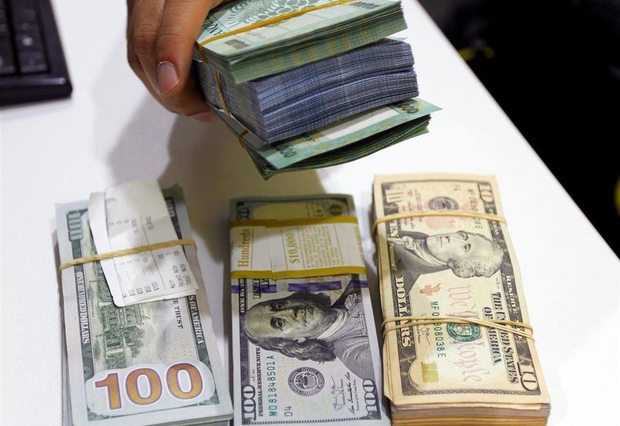 إنخفاضُ الدولار... و الصلحة بين جبران ورياض