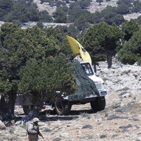 انهيار نخبة حزب الله في الزبداني