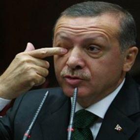 أردوغان حزين لاسقاط الطائرة الروسية ويتمنى