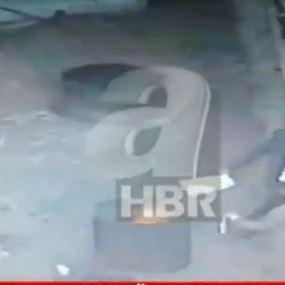 بالفيديو: القنصلية السعودية تحرق وثائق بعد يوم من مقتل خاشقجي